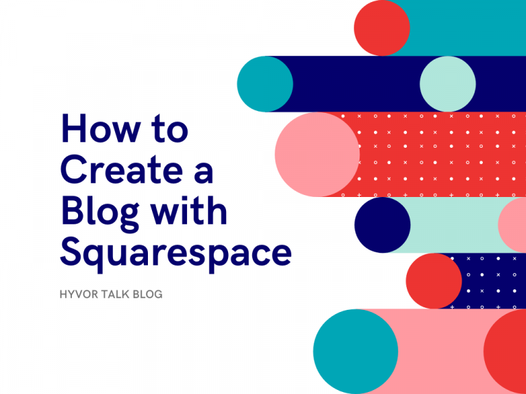 How to Create a Blog with Squarespace